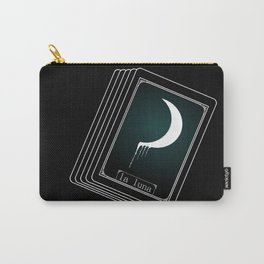 Luna Tarot Card Carry-All Pouch