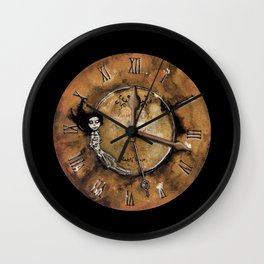 Counting Out Time Wall Clock