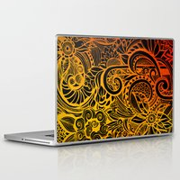 hakuna Laptop & iPad Skins featuring Hakuna Matata by Doodle Design