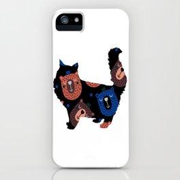 Cat 391 iPhone Case
