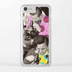 Mod Scientsts Clear iPhone Case