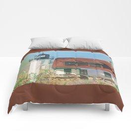 Point Betsie Lighthouse Comforters