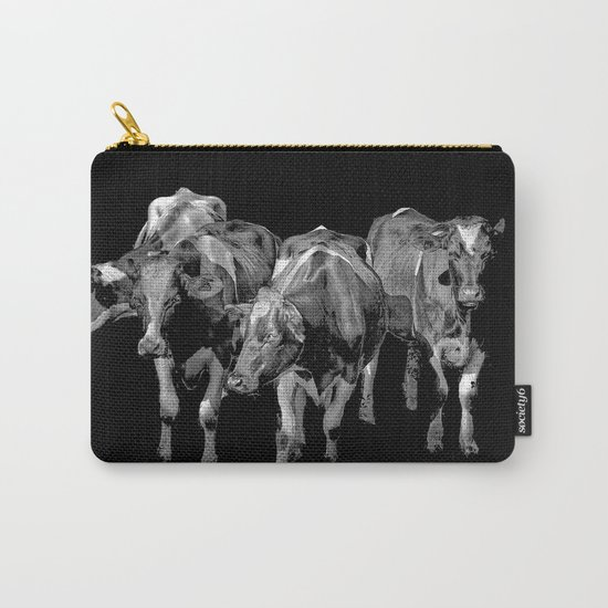 cows 6 Carry-All Pouch