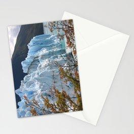 Perito Moreno Glacier, Patagonia, Argentina Stationery Cards
