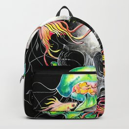 Betta Skull Backpack