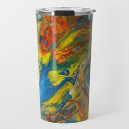 Flying Free in the Heat of the Day Travel Mug
