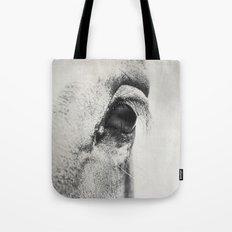 HorSe (V2 grey) Tote Bag