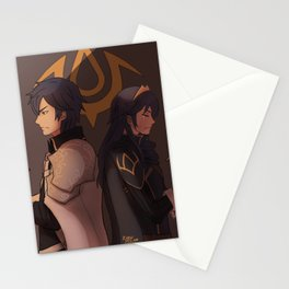 Chrom and Lucina Stationery Cards