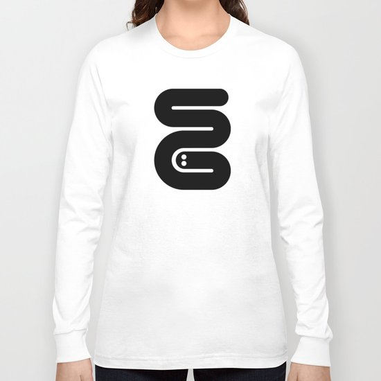 S6 SNAKE Long Sleeve T-shirt