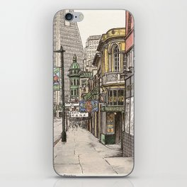 North Beach, SF iPhone Skin
