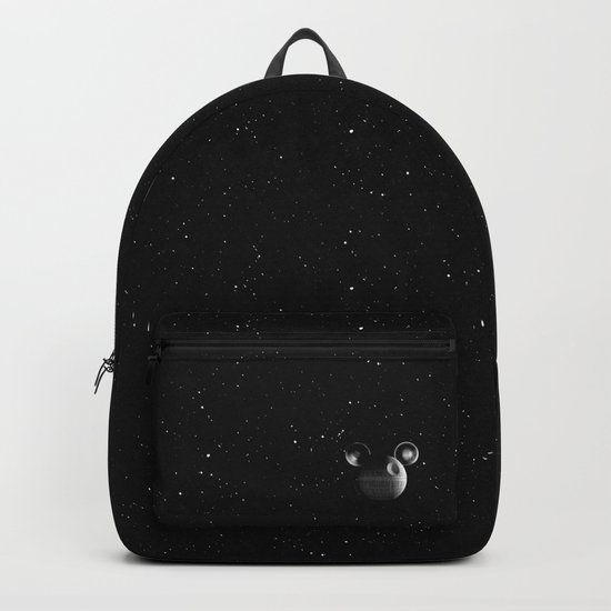 That's no moon... Disney Death Star Backpack