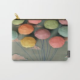adventure is out there cupcake Carry-All Pouch