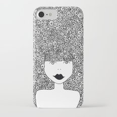Big Hair Don't Care Slim Case iPhone 7