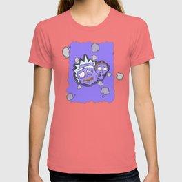 Ah W-w-Weez R-r-Rick T-shirt