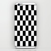 chess iPhone & iPod Skins featuring Chess by ArtSchool