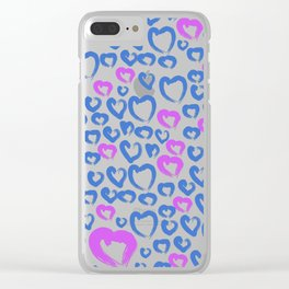 SWEETIE HEARTS Clear iPhone Case