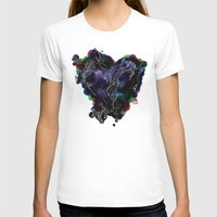 lovers T-shirts featuring LOVERS by i am gao