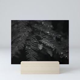 Rain Drops Mini Art Print