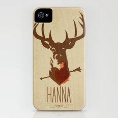 HANNA film tribute poster iPhone (4, 4s) Slim Case