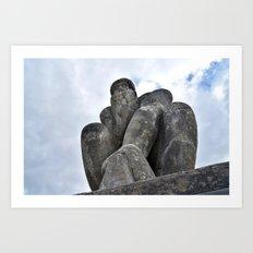Connemara For No Apparent Reason Art Print