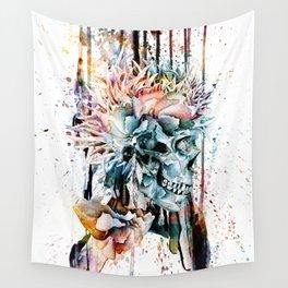 SKULL N-II Wall Tapestry