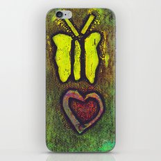 Free Your Soul iPhone & iPod Skin