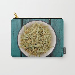 Tilia leaves Carry-All Pouch