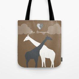 long love story Tote Bag