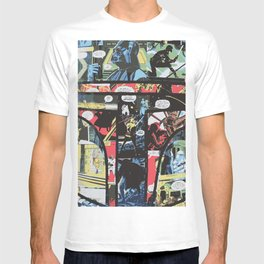 Boba Fett Collage T-shirt