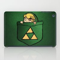 legend of zelda iPad Cases featuring THE LEGEND OF ZELDA  by BeautyArtGalery