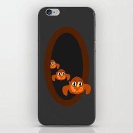 Birds Escape iPhone Skin