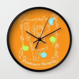 Let the spirits guide you Wall Clock