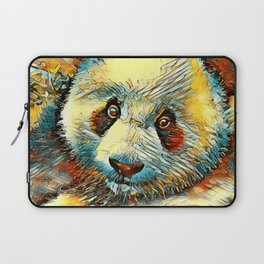 AnimalArt_Panda_20170601_by_JAMColorsSpecial Laptop Sleeve
