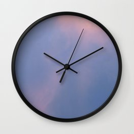 Almost Touch Sky V11 Wall Clock