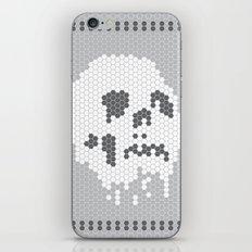 Skull Tile iPhone & iPod Skin