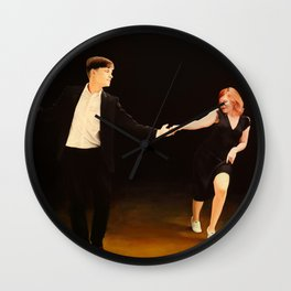 The Swing Out Wall Clock