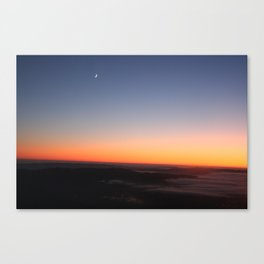GRADATION Canvas Print