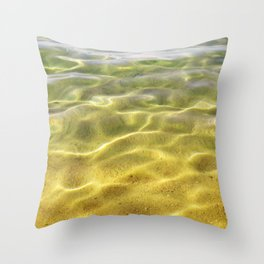 Sitges Sparkle Throw Pillow