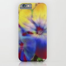 Abstract Flowes 01 iPhone 6s Slim Case