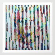 Marilyn III Art Print