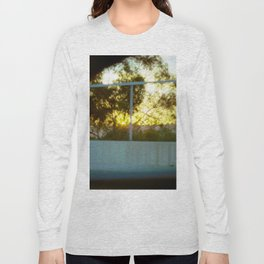 Sunset and Bokeh Long Sleeve T-shirt