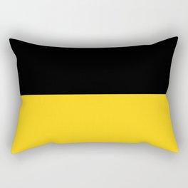 Baden Wurttemberg region flag germany province Rectangular Pillow