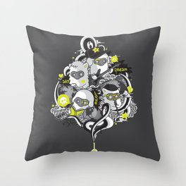 Life - Revisited Throw Pillow