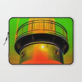 Lighthouse romance 100 Laptop Sleeve