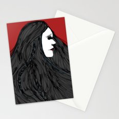 March of The Black Queen Stationery Cards