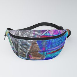 """The Only """"Real"""" """"Good"""" That Came From The Sex Pistols... [A Simple Constraint Series] Fanny Pack"""