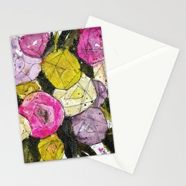 Linda's Bouquet Stationery Cards