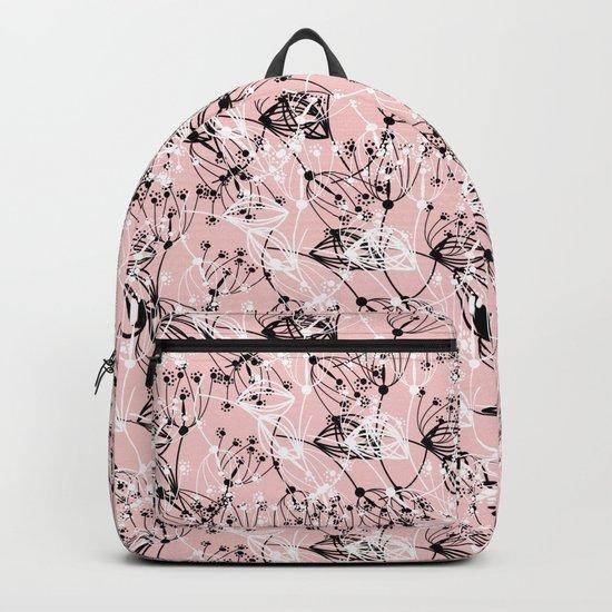 Summer grass Backpack