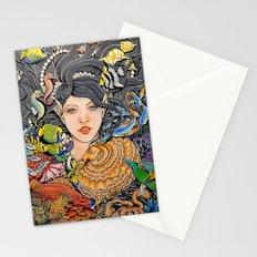Gone Under Stationery Cards