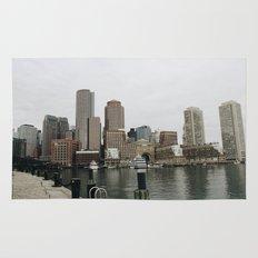 The City In November Rug